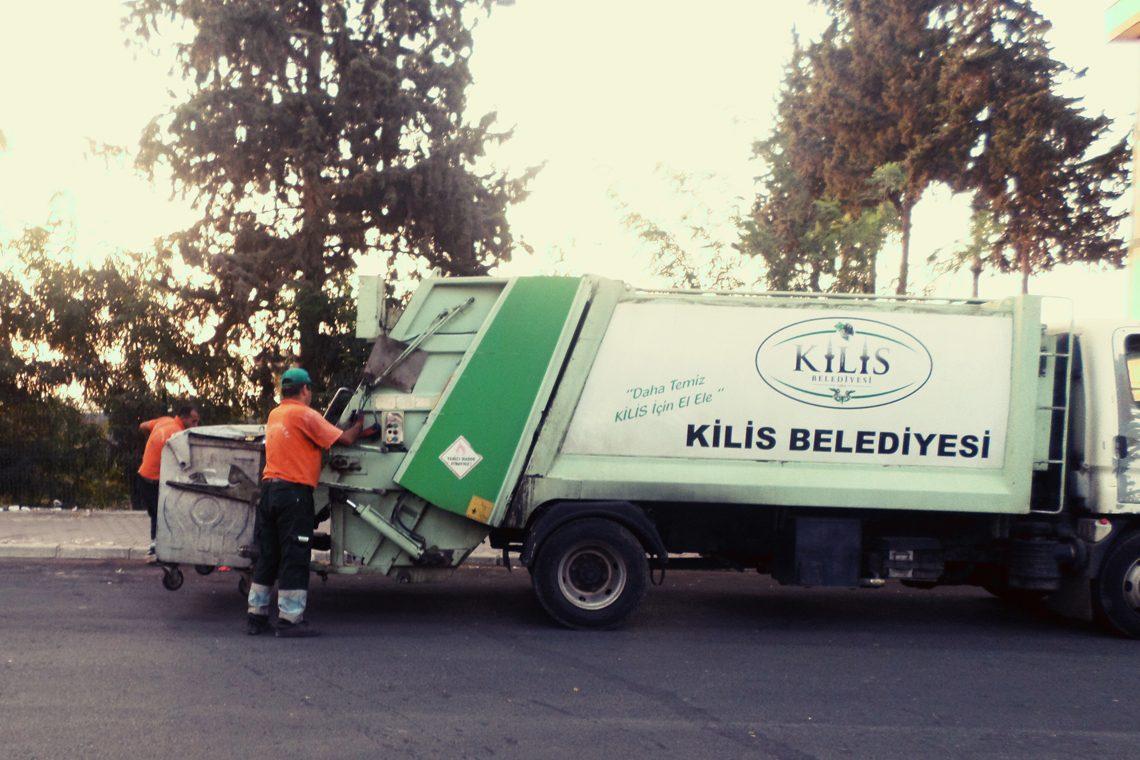 Kilis Belediyesi Evsel Atık